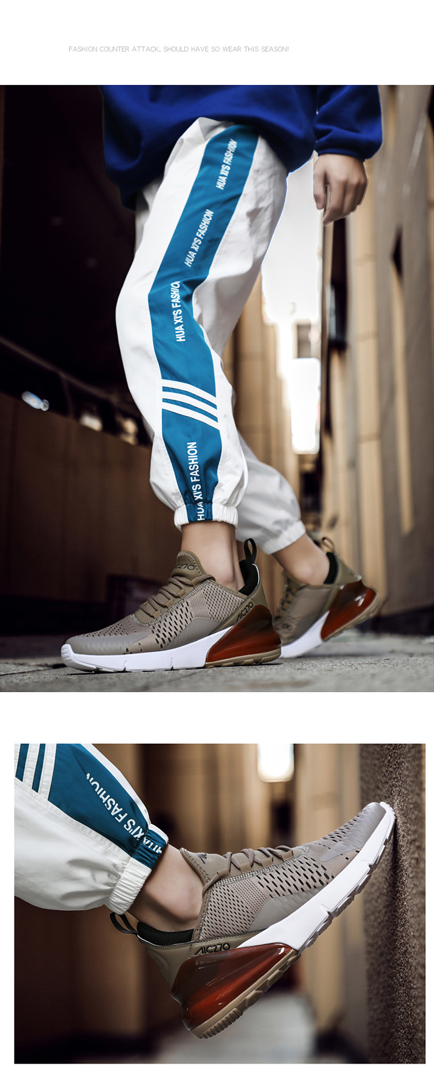 HTB1eYb5RgHqK1RjSZFPq6AwapXaR 2019 Casual Shoes Men Lightweight Running Male Shoes Breathable Mesh Sport Men Sneakers Flat Outdoor Footwear Summer Trainers