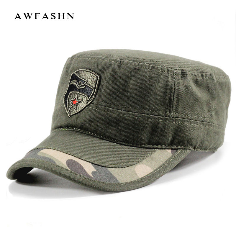Army Bad Green Black Hat Military Adjustable Ball Cap Embroidered QUALITY Mens