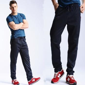 Uwback 2018 Summer Men Sweatpants Elastic Waist Plus Size 4XL Casual Pants Man Loose Soft Trousers Autumn Jagger Pants CAA329 6