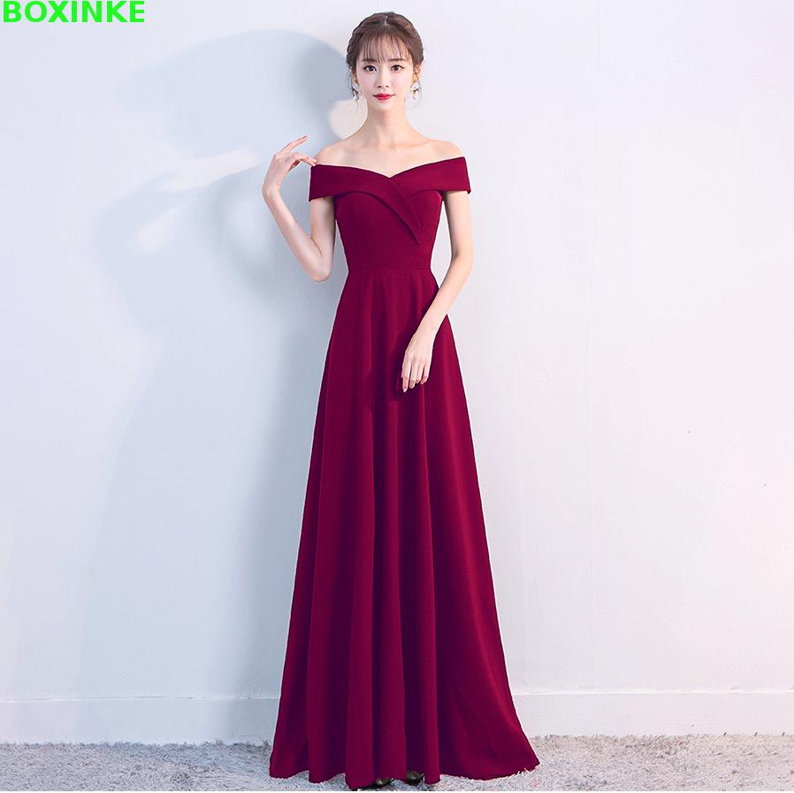 Vestidos Mujer Cotton Dress Real Empire Off The Shoulder Summer Sleeveless Lanon Vadim Vestido Longo 2018 New Party Sexy Length in Dresses from Women 39 s Clothing