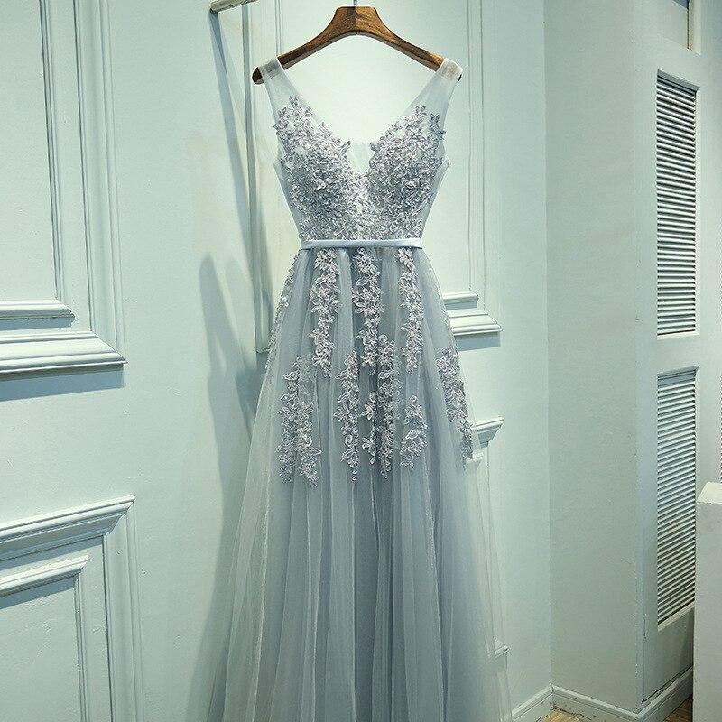 New Elegant Women's Banquet Ball   Dress   Marriage   Bridesmaid   of Fame Party   Dress   Banquet Party   Dress   vestidos de fiesta