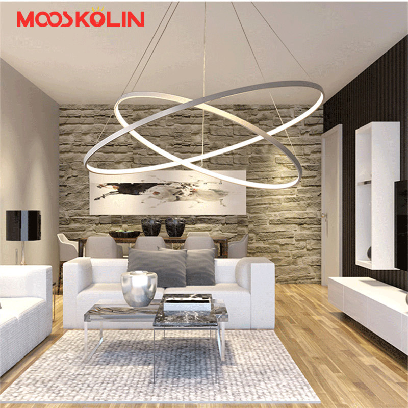 New design LED Ceiling Light For Living room Dining Bedroom luminaria led Lamparas De Techo Lustres Led Lights For Home Lighting noosion modern led ceiling lamp for bedroom room black and white color with crystal plafon techo iluminacion lustre de plafond