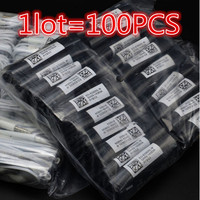 Hot Sale 100pcs Lot S6 Earphones Headsets In Ear Headphones Hands Free With Mic For Android