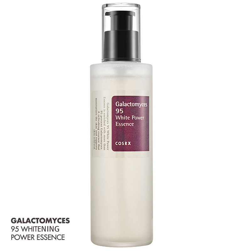 Cosrx Galactomyces 95 White Power Essence 100ml Face Cream Whitening anAnti-wrinkle at Once as Dual Function Fermented Essence