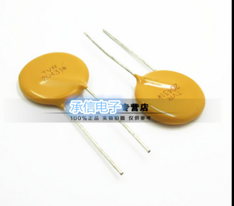 Hot selling ,original 10PCS TVR20431KSW TVR20431 430V varistor