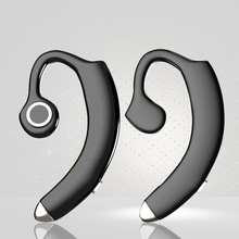 цена на Ear Hook Bluetooth Headset Speaker Ear of  Stereo Mini Wireless Headphone For Mobile Phone Ipod Iphone Samsung Huawei