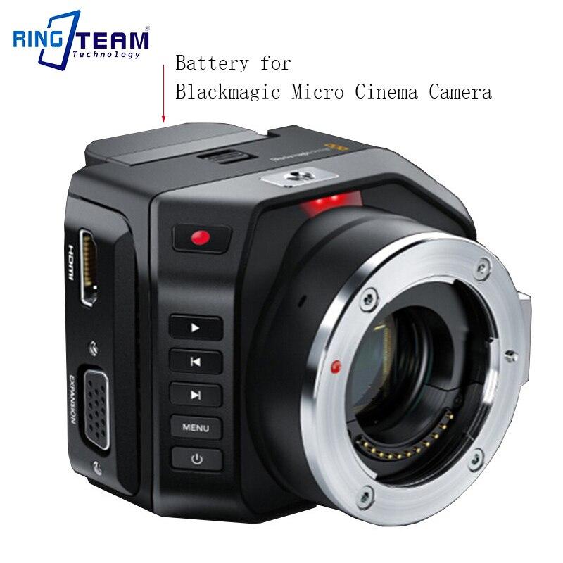 Перезаряжаемый литиевый цифровой батарейный блок для камеры Blackmagic Micro Cinema|Цифровые аккумуляторы|   | АлиЭкспресс