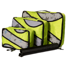 Packing Cubes 3 Pcs/set Nylon Travel Bag Set Organizer Luggage Bags Large Capacity Travel Hand Clothing Sorting Bolsa De Viaje все цены