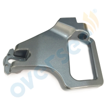 6B4-42528-00 Bracket Steering For Yamaha 15HP 15DMH 9.9HP Outboard Engine Boat Motor aftermarket parts 6B4-42528