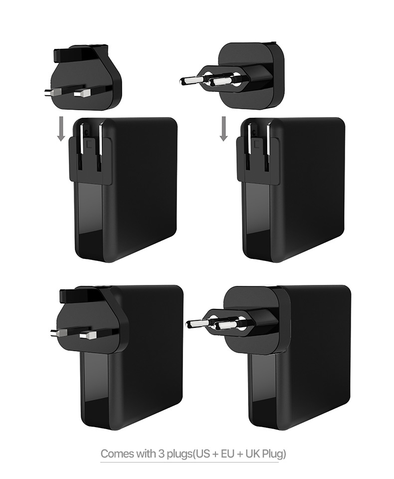 Quick Charge 3.0 Phone Tablet USB Charger (13)