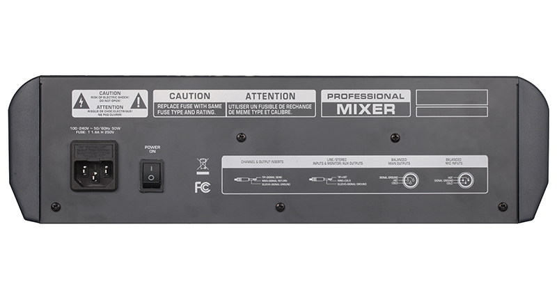 MS-102F professional audio consule 10 eingang kanäle und usb-schnittstelle gerät von digital mixer 99 sdr leistung von phase