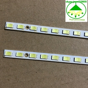 Image 3 - 2piece/lot   For Changhong Led37880ix LCD backlit lamp Strip 73.37T07.003 0 CS1 screen T370hw05  1PCS=  60LED  478MM