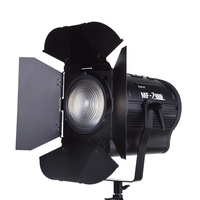 Photographic Lighting LED Film Light NICEFOTO MF 2000 Video Photo Studio Flash Light Lamp Power 200W 5500K with DC AC Input