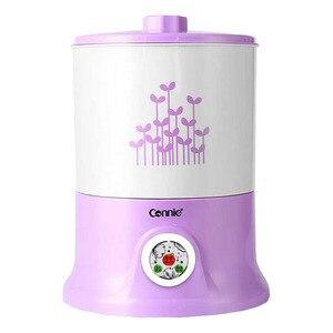 Image 4 - Машина для выращивания фасоли домашняя Автоматическая 3 слойная большая емкость умная многофункциональная машина для выращивания фасоли