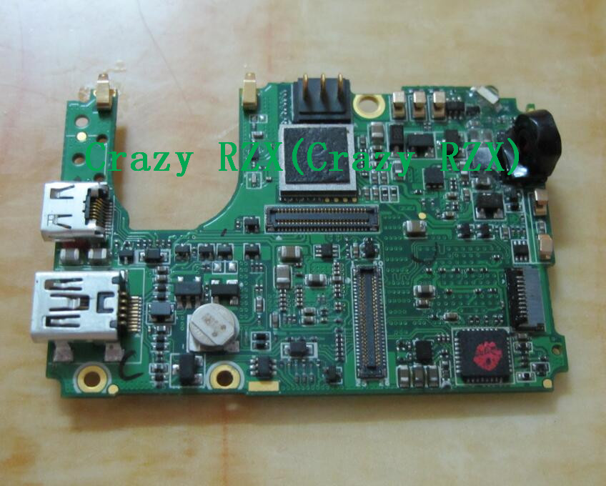 Original Main Board Motherboard For Gopro HERO 3 Hero3 Black Edition Processor MCU PCB Action Camera Repair Part