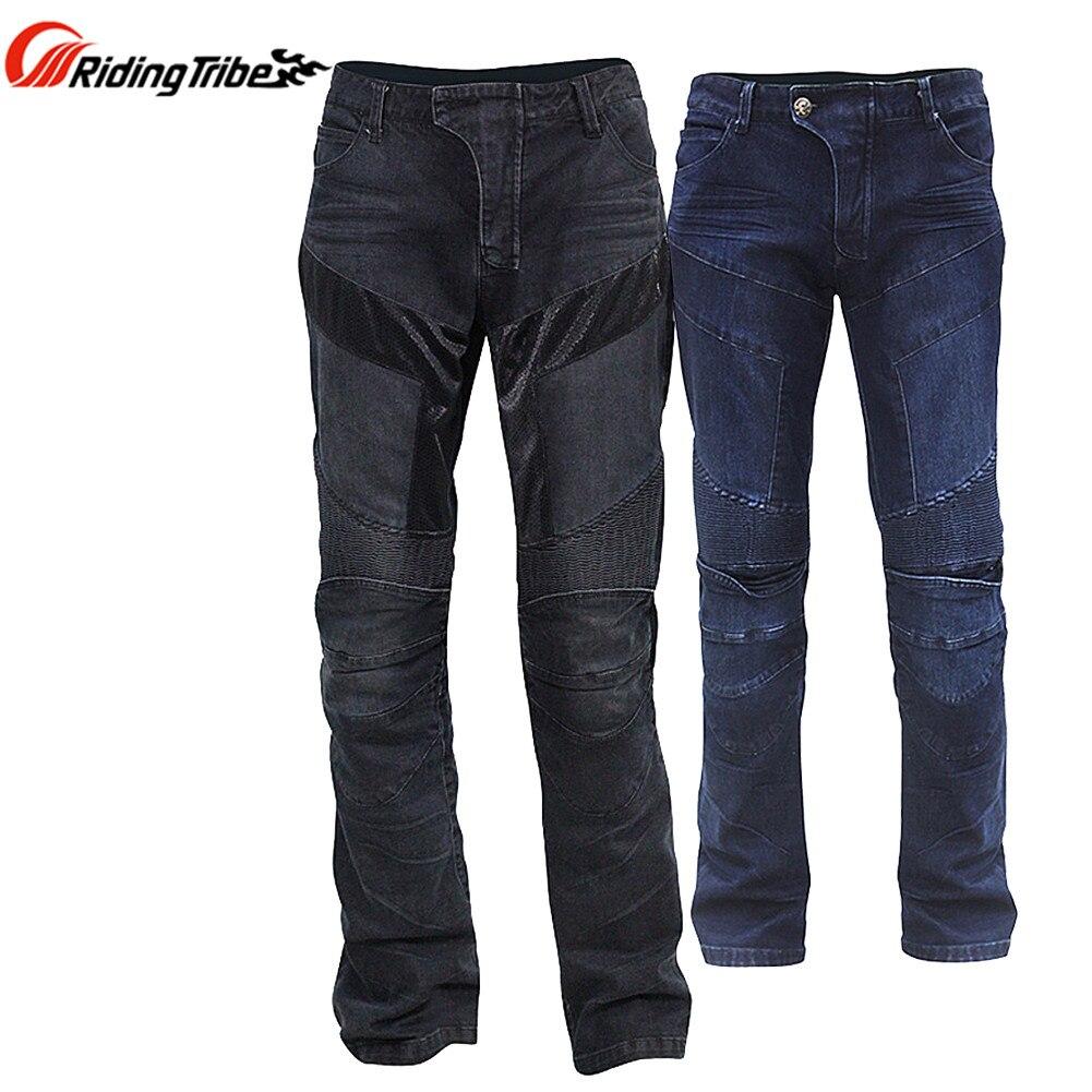 Moto Jeans Pantalon Motocicleta Motocross Pantalon équipement Motociclismo Pantalon Moto Pantalon Hommes Hommes HP0358 Pantalon