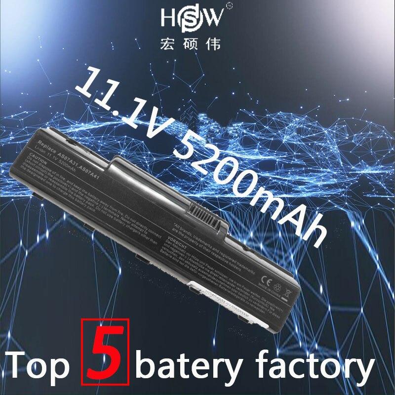 HSW laptop akkumulátor Acer 4710 4720 5335Z 5338 5536 5542 5542G - Laptop kiegészítők