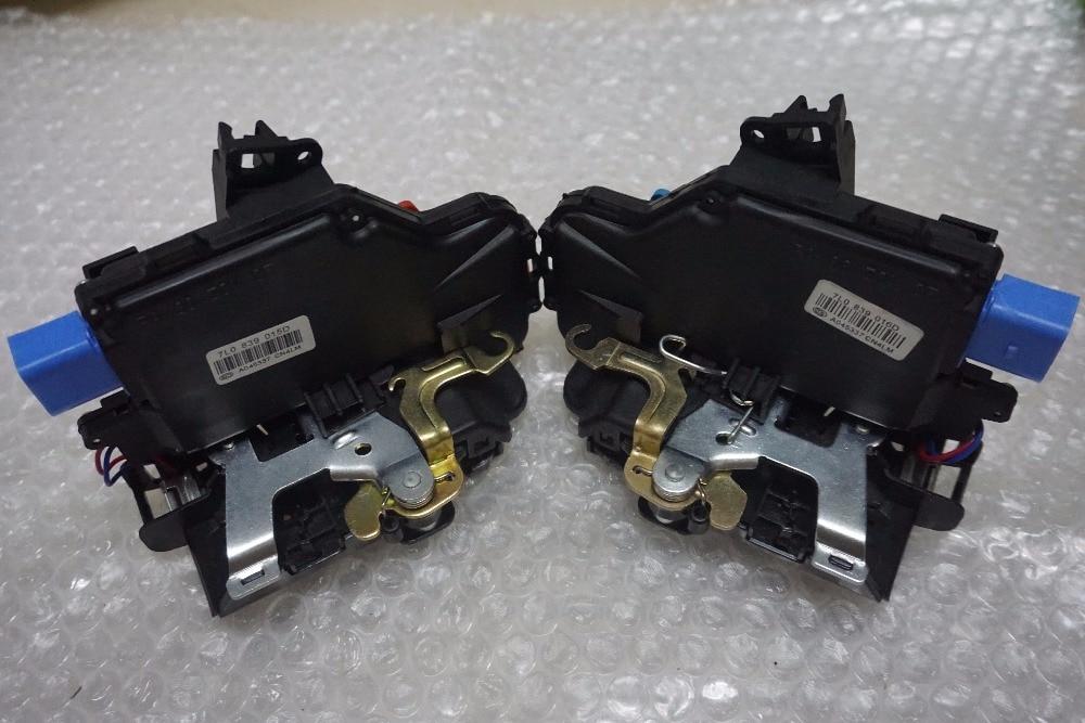 pair 2pc rear left right Door Lock Actuator For SEAT ALTEA XL TOLEDO SKODA OCTAVIA vw