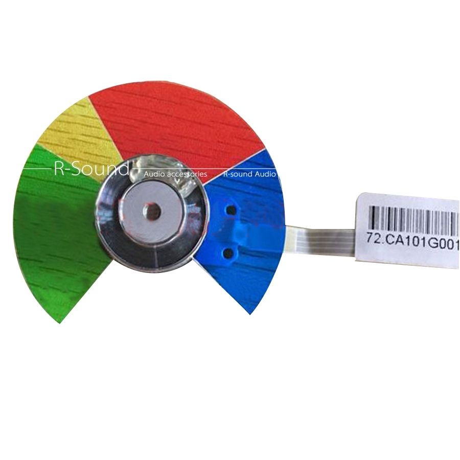 new Original Projector Color Wheel for Optoma PW730 wheel color original projector color wheel for optoma ex540i