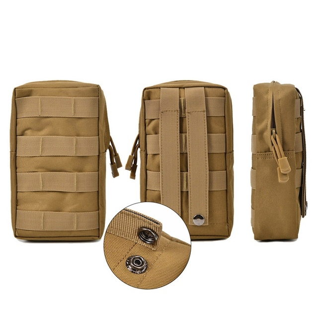 Airsoft Sports Military 600D MOLLE Pouch Bag 2
