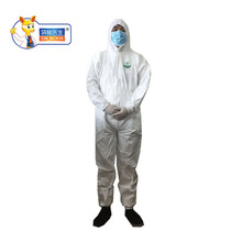 DR.ROOS  Safety Clothing Work Clothes Chemical Disposable Protective Clothing Suit Coverall Clean Disposable Compact