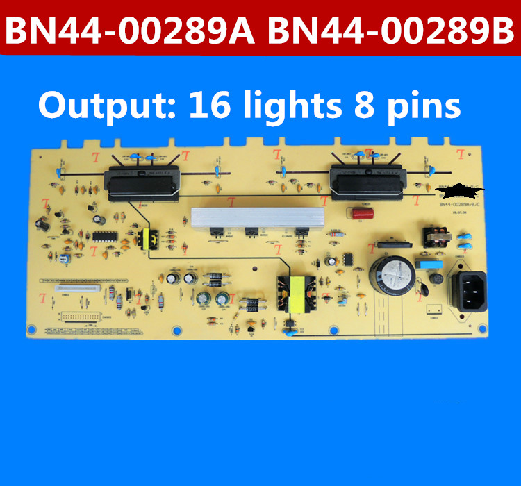 New Replacement BN44-00289A BN44-00289B HV32HD-9DY Power Board For Samsung LA32B360C  32 Icnh TV