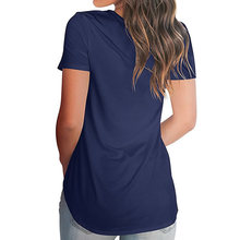 New Fashion Dog Paw Print T-Shirt for Women
