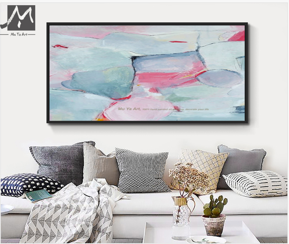popular abstract contemporary wall artbuy cheap abstract  - abstract cheap modern paintings hand painted canvas oil paintings wall artcanvas contemporary paintings for living