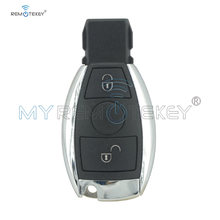 Remtekey Чехол для автомобильного смарт ключа 2 кнопки включают