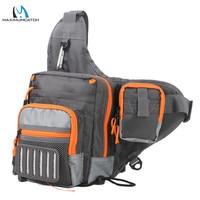 Maximumcatch V Cross 23 21 8 5 Cm Fishing Bag Waterproof Multi Function Fishing Waist Bag