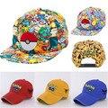 Mais novo Pokemon Go Cap Chapéu Da Equipe Da Equipe de Valor Místico Instinto Da Equipe Cap Pokemon Pokemon Chapéus