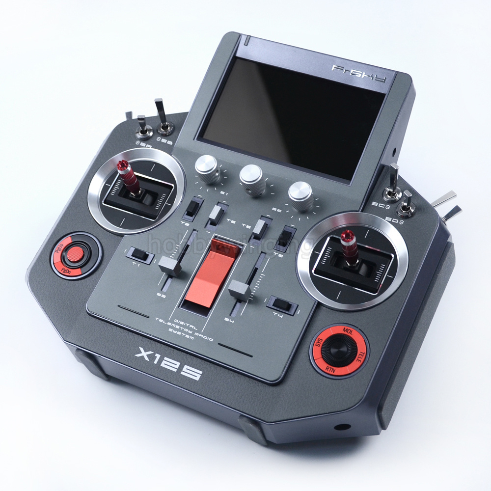 FRSKY Horus X12S 16CH Transmitter 2.4GHz ACCST Built-in GPS  6-axis Sensors support FR-TX / OPEN-TX X8R D8R-II plus L9R Recrver frsky horus amber x10s 2 4g 16ch transmitter tx built in ixjt module for fpv aerial photography rc helicopter drone