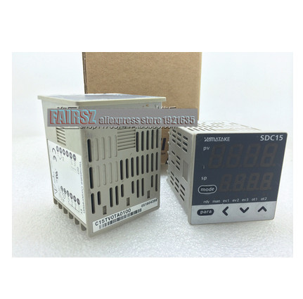 New Version C15MTV0TA0100 Yamatake Thermostat SDC15 C15TV0TA0100 Original Authentic(China)