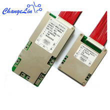 17S 64V 16S 60V 13S 48V 7S 24V Lithium Battery Protection Board Li ion Lipo 18650 Packs BMS PCM Common Same Port 30A 50A eBike