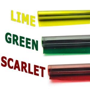 "Image 3 - Meking Professional 40*50cm 15.7*19.6"" Paper Gels Color Filter for Stage Lighting Redhead Light"
