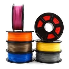 PLA нить для 3D принтера, 1,75 мм, 1 кг
