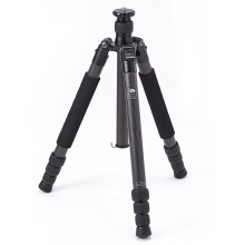SIRUI New T2204X Carbon Fiber Tripod Professional Digital Video Camera Support Reflexed Portable Tripod For Canon Nikon Sony SLR