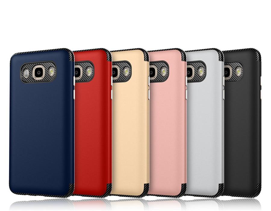 Για θήκη Coque Samsung J5 2016 Πολυτελές σκληρό - Ανταλλακτικά και αξεσουάρ κινητών τηλεφώνων - Φωτογραφία 6
