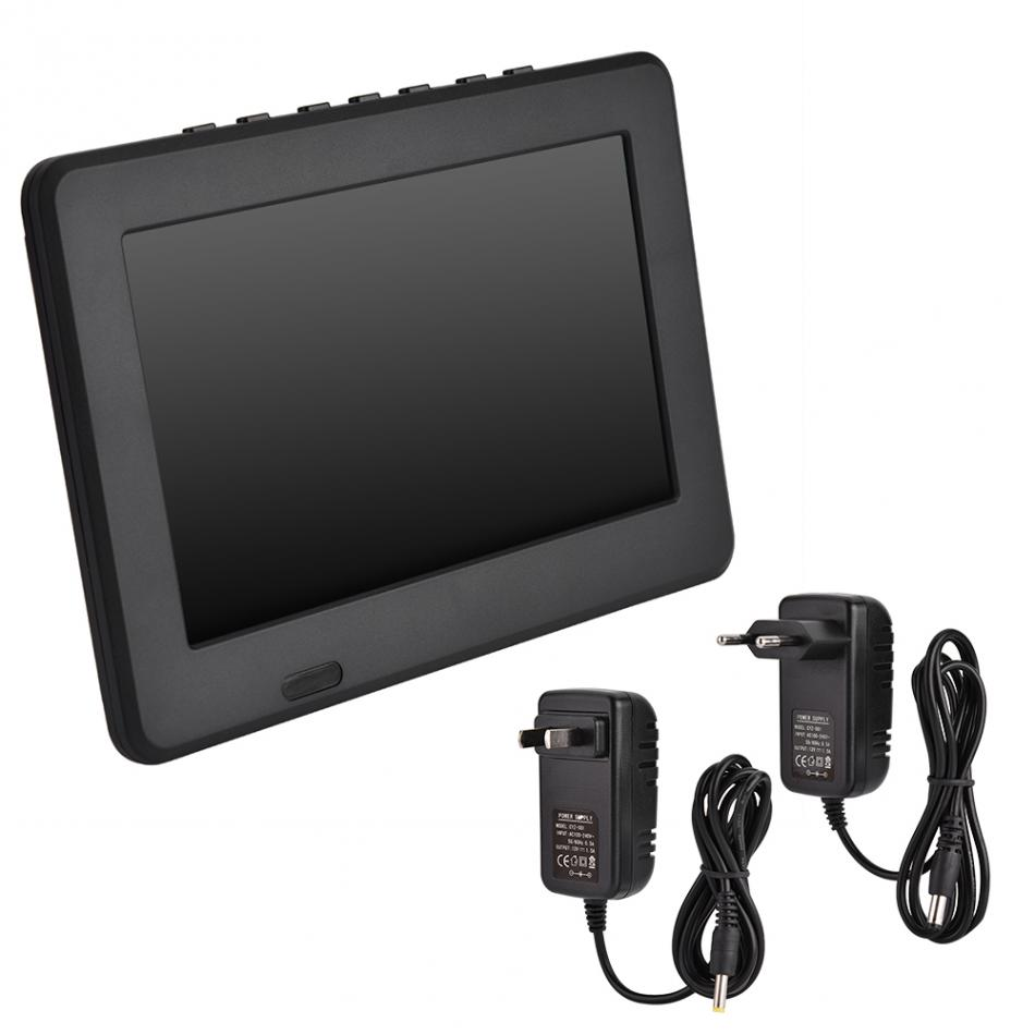 LEADSTAR Portable Television ISDB T 7 Inches Rechargeable ...