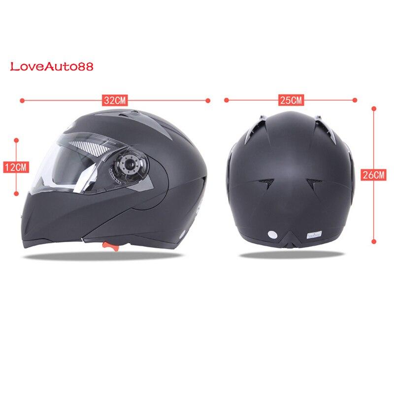 Image 3 - Full Face Motorcycle Helmet Racing Helmet for Women/Men Motocross Off Road Kask Casco De Moto Motociclista DOT Approved-in Helmets from Automobiles & Motorcycles
