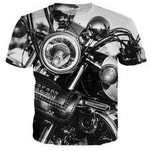 Liumaohua nueva moda para mujer hombre Camiseta Motores heavy metal retro  manga corta 3D imprimir camiseta verano ropa Camisetas. a6211c907a2
