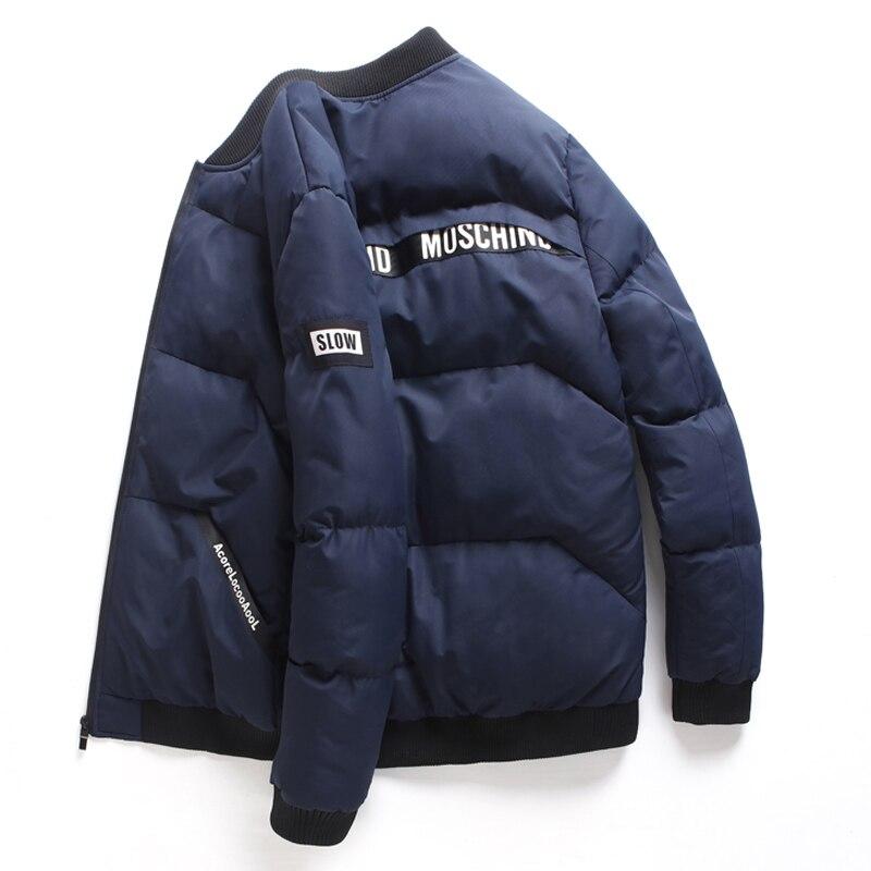 9d9cf7e8a61 2019 зимняя мужская хлопковая куртка