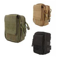 Military Sport Bag Utility Travel Waist Bag Sling Shoulder Bag Hiking Jogging Running Outdoor Pouch CY1