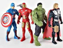 Kid's Super Heroes Action Figures