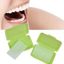 10 пакетов стоматологическая ортодонтия орто воск для подтяжки десен раздражение apple аромат