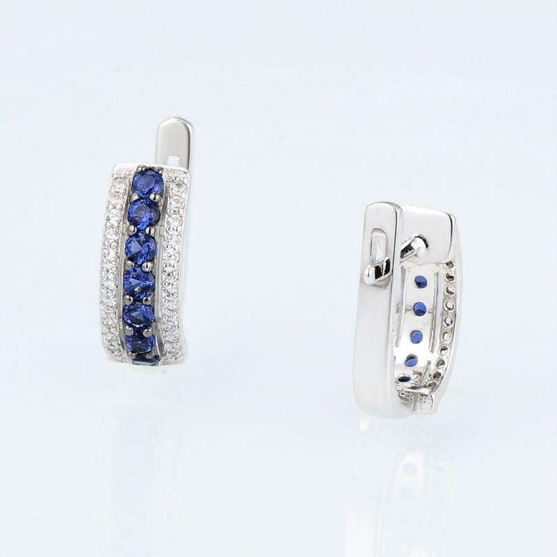 E303082BZZSK925-SV5-Silver Earrings