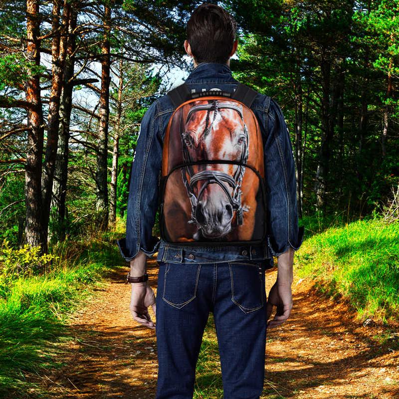 4a801e406b89 ... Известный Картина маслом Мона Лиза/Звездная ночь рюкзак женский мужской  плечо дорожные сумки для подростка