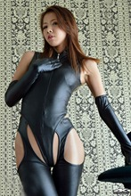 Wholesale leather outfit from