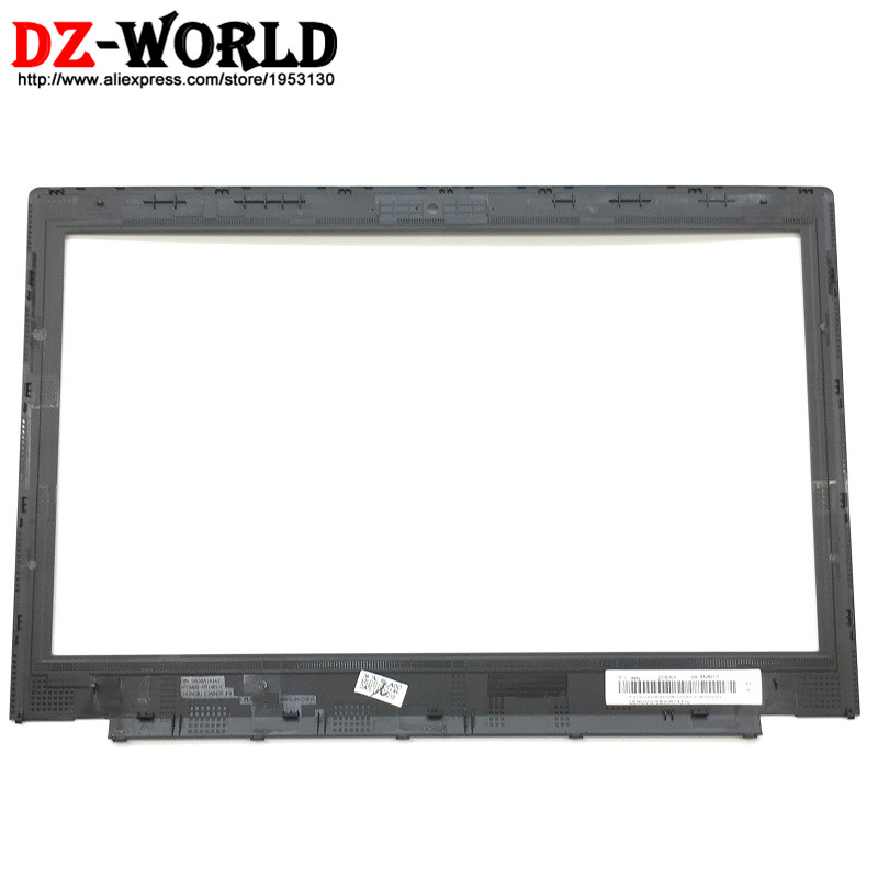 New/Orig Screen Front Shell LCD B Bezel Cover For Lenovo ThinkPad X260 X270 HD Display 1366*768 Frame Part 01AW433 SB30K74310