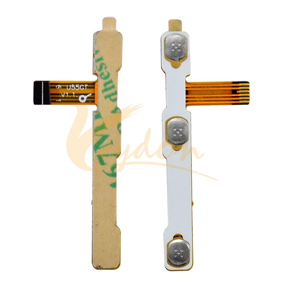 imágenes para Para Cube Talk Interruptor de Botón Power on off + Volumen 9X U65GT Talk9X Tecla Lateral Flex Ribbon Cable piezas de Repuesto